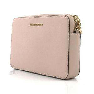 Michael Kors Leather Crossbody Handbag